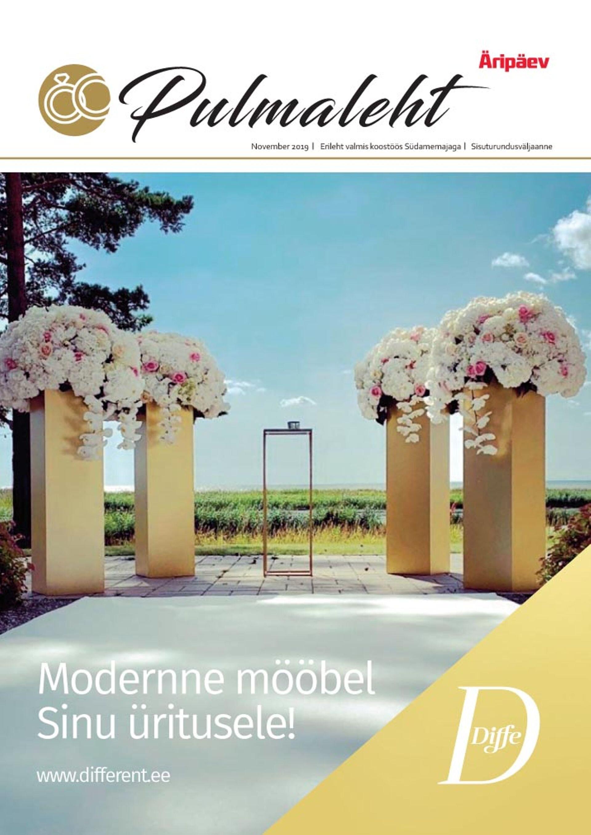 Äripäeva pulmaleht 2019